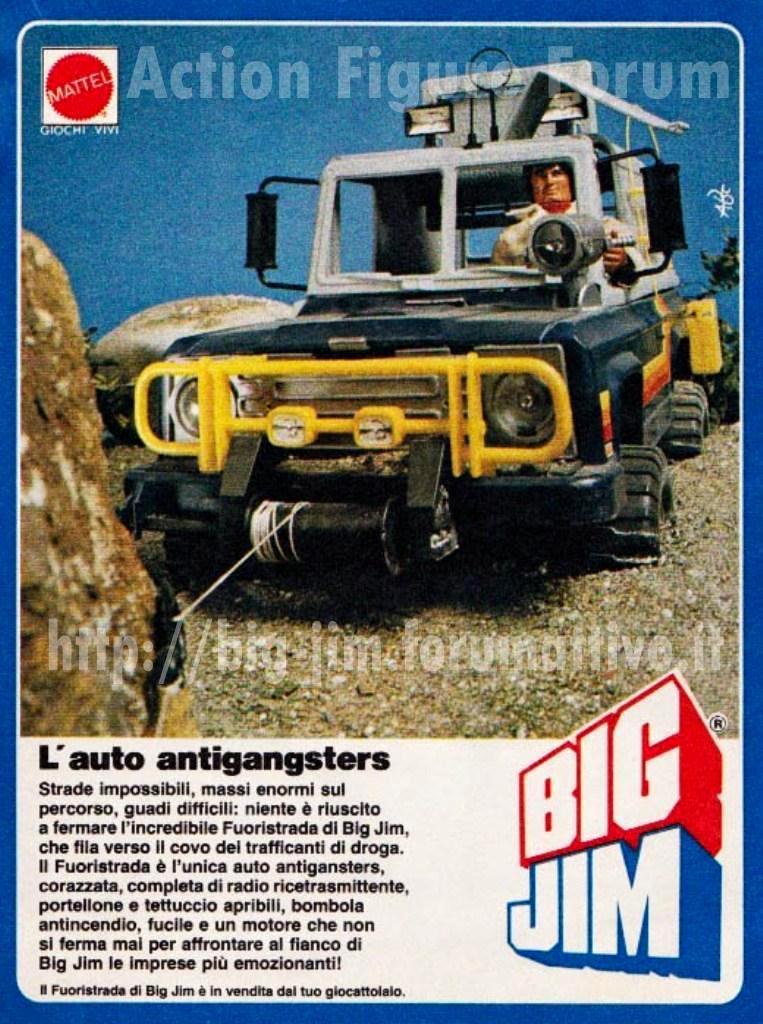 PUBBLICITA'  ITALIANE  DEL PERIODO SPIONAGGIO 1982 - 84 Image220