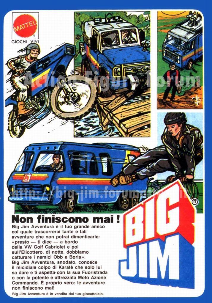 PUBBLICITA'  ITALIANE  DEL PERIODO SPIONAGGIO 1982 - 84 Image221