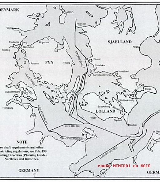 la lutte contre les mines Baltic10
