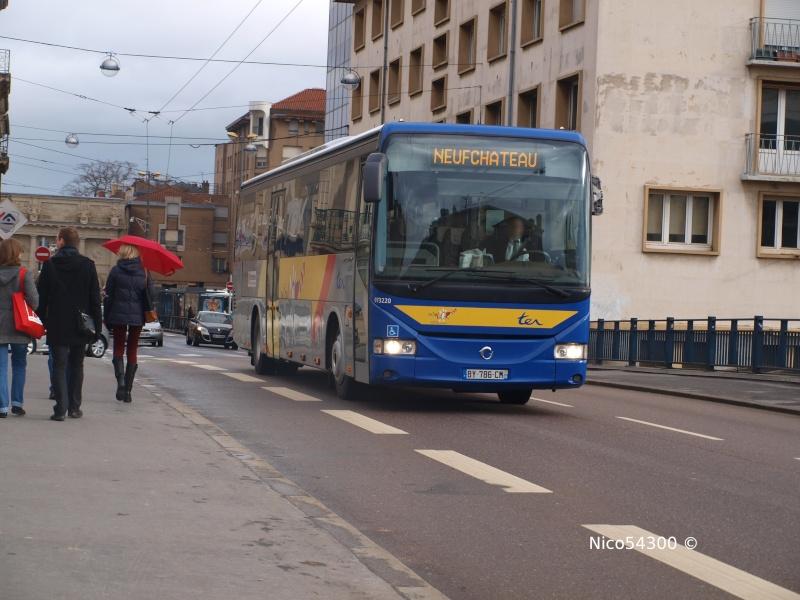 Services routiers TER Grand Est Pc157010