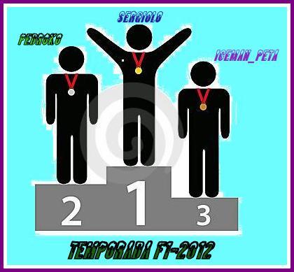 PODIUM FINAL  Y CONSTRUCTORES-TEMPORADA F1-2012 Winner10