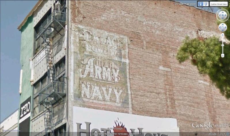 STREET VIEW : Vieilles publicités murales - Page 12 Army10
