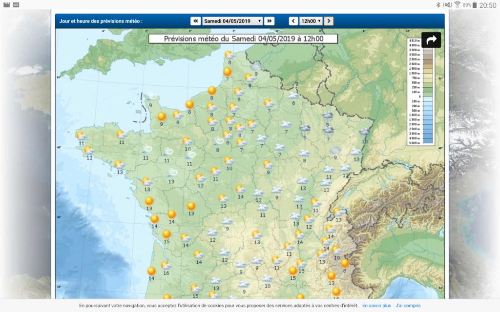 Météo circuit des Ecuyers à Beuvardes - Page 2 Screen16