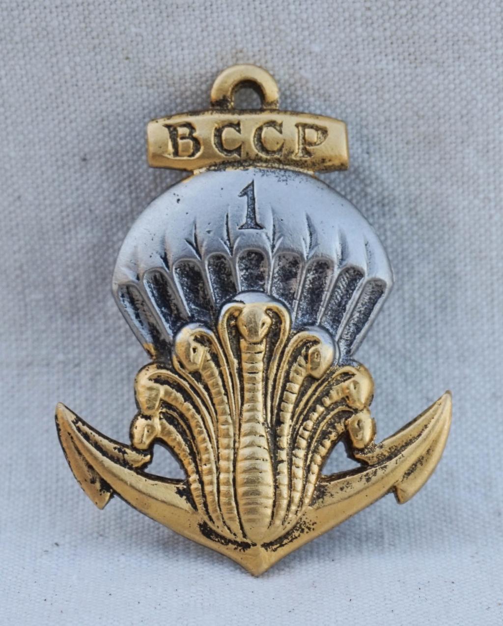 Insigne 6ème BCCP Parachutiste Indochine Drago Paris Nice 25 rue de Beranger - Page 2 1bccp110