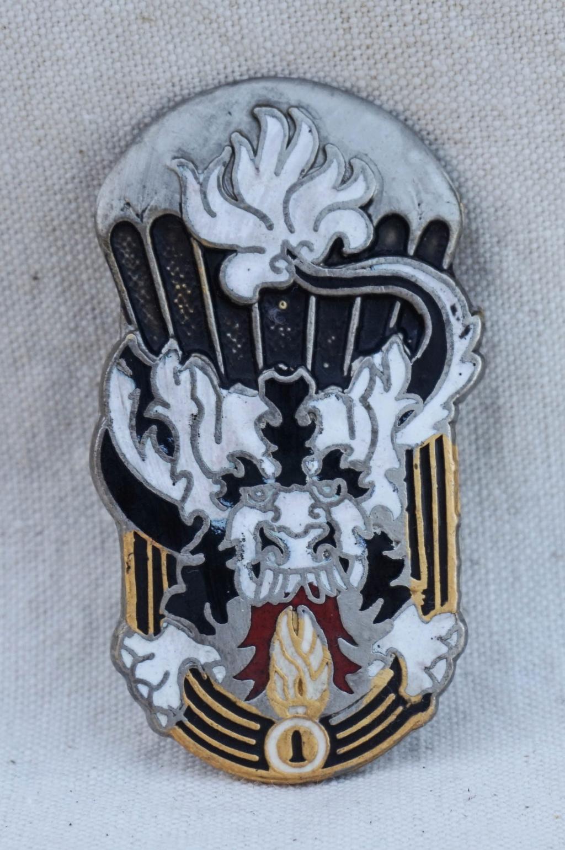 Insigne 6ème BCCP Parachutiste Indochine Drago Paris Nice 25 rue de Beranger - Page 2 A11