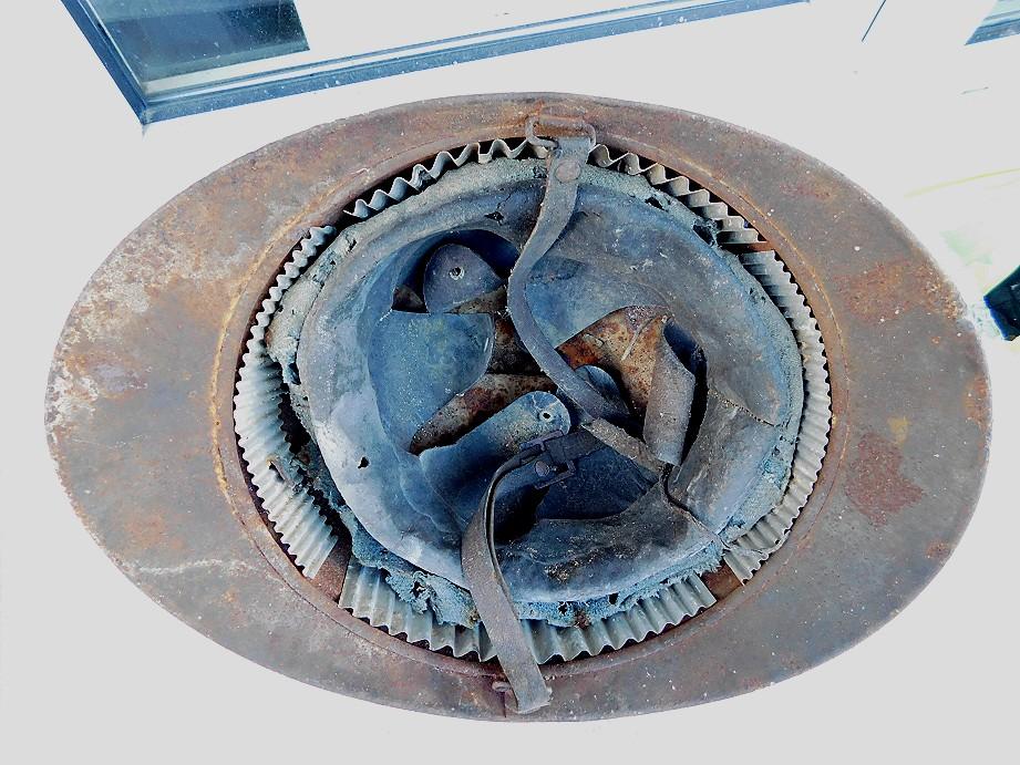 Adrian modéle 1915 Coloniale bleu pur jus Adrian14