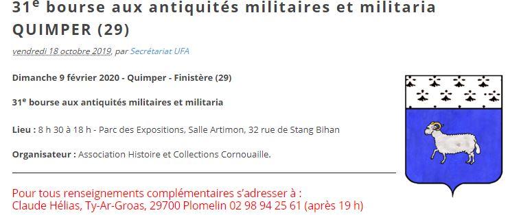 Bourse militaria QUIMPER  - Page 2 Bourse10