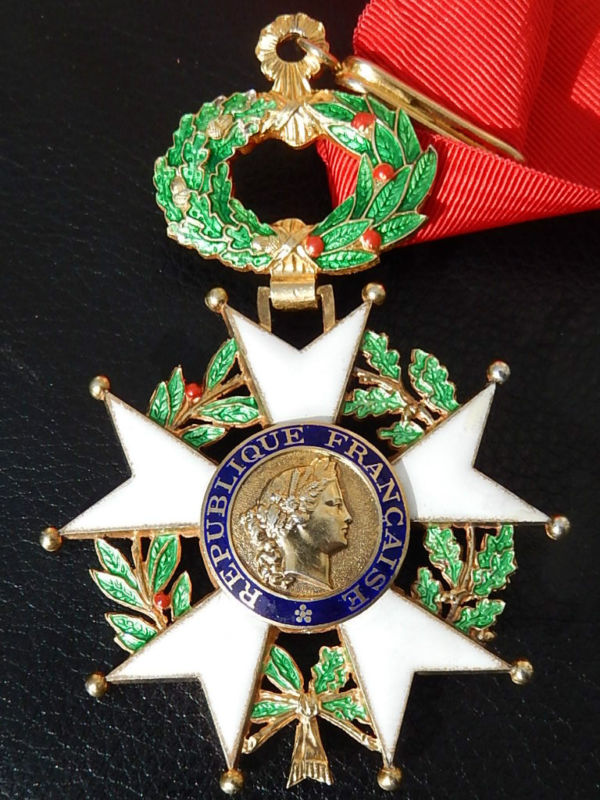 Commandeur de la Légion d'Honneur / Estimation Lhcmd410