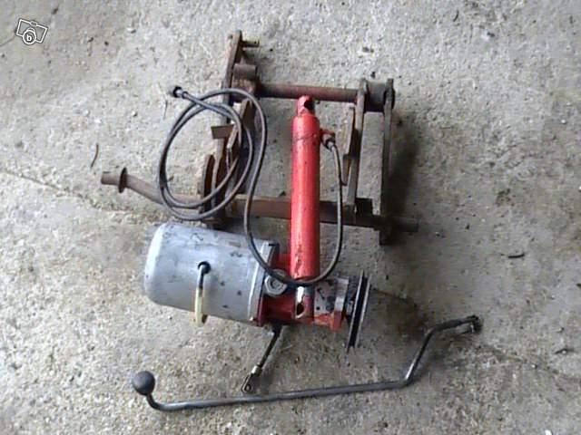 pompe hydro 1050E (montage) Releva10