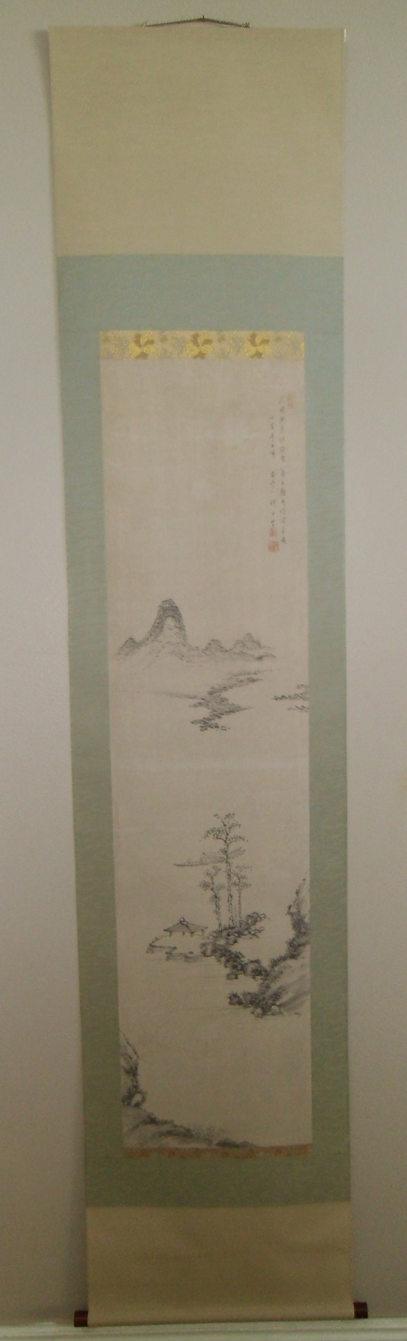 Wall scroll remount 1 & 2 Sumie_10