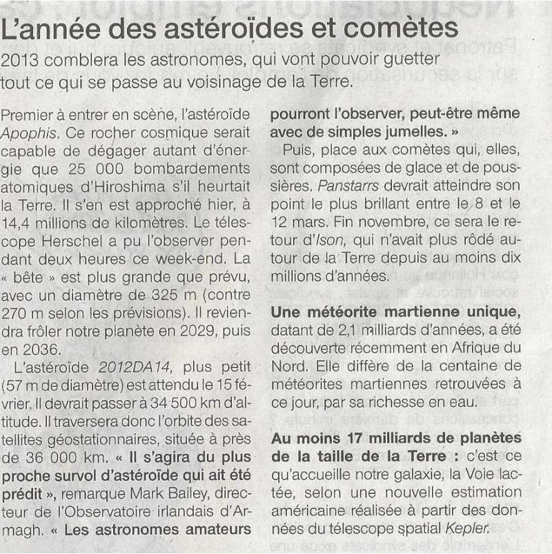 Article d'un cotidien local Articl11