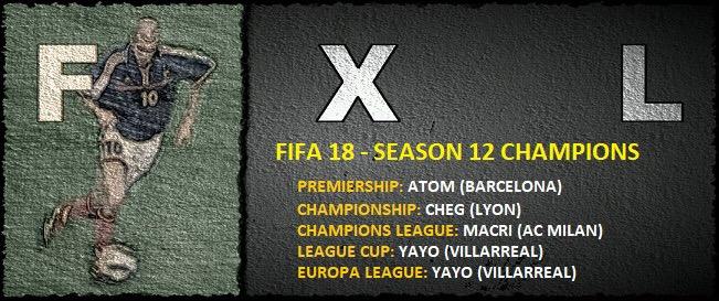 FIFA X-FER LEAGUE