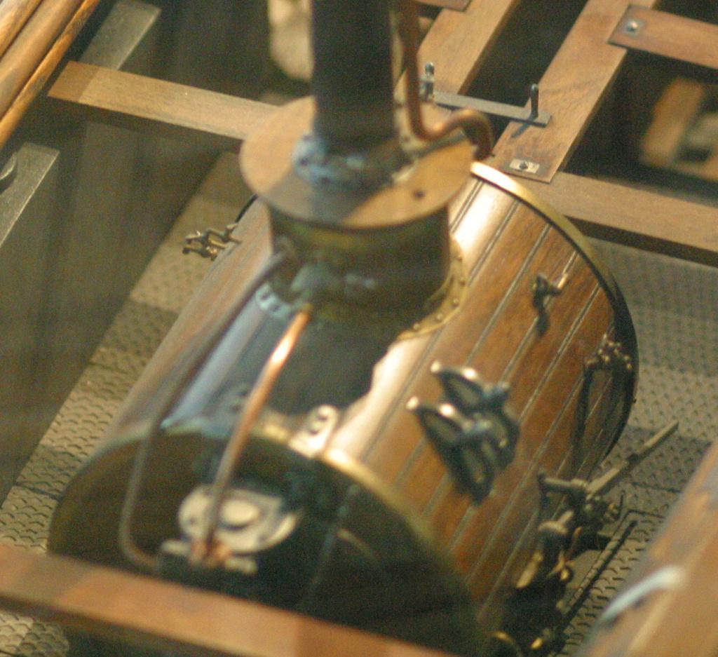 Vipère, canonnière de station de 1879 au 1/50 4_mote10