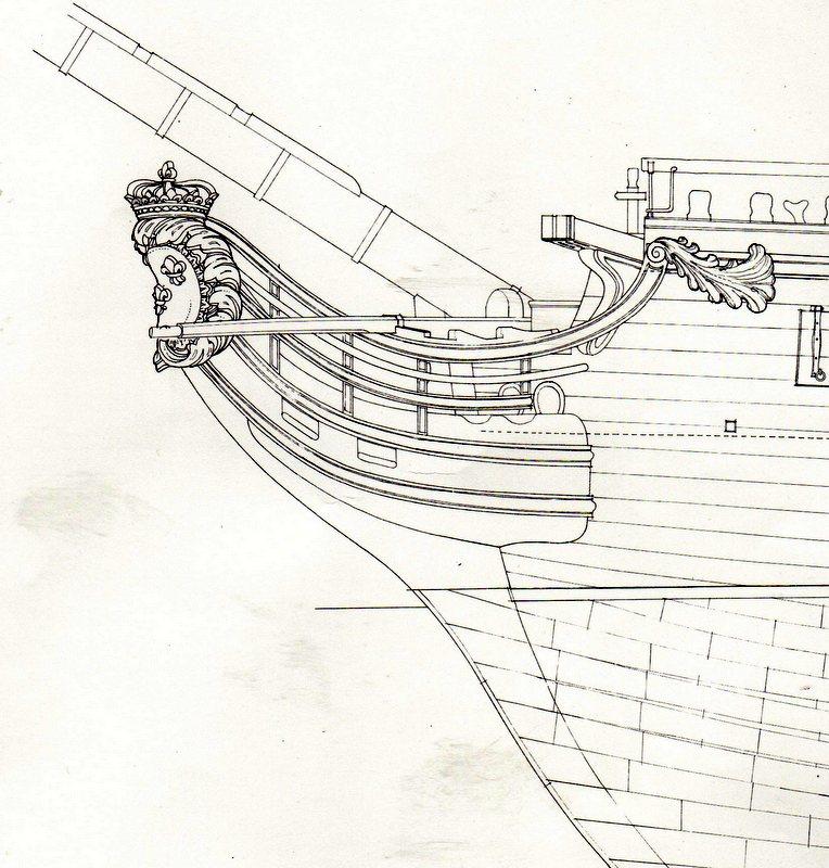 Fregate H.M.S Surprise au 1/48 de A.L - Page 16 Img08510