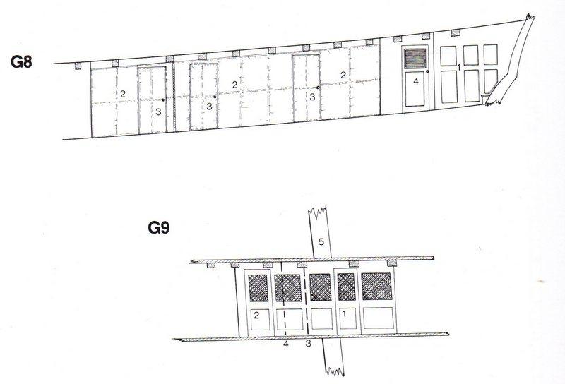L'Agamemnon 1/64e Caldercraft, kit bashing... - Page 13 Img88611