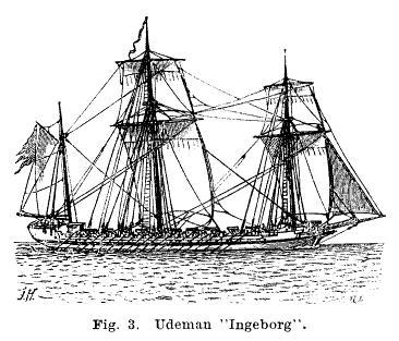Kanonier-Schaluppe autrichienne sur le Rhin en 1795 ? Udema410