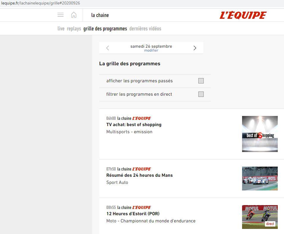 Endurance.Finale à Estoril Lequip10