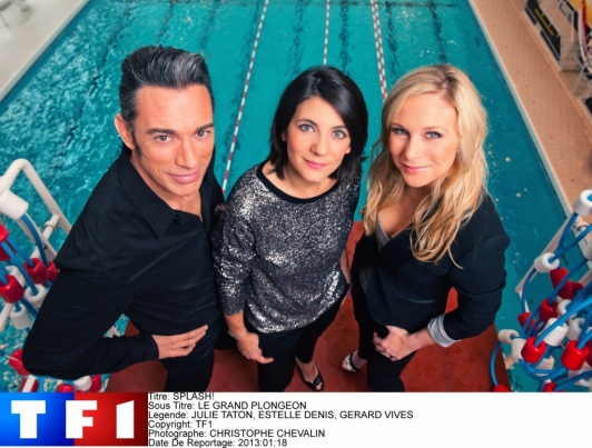 Splash ! Le grand plongeon - TF1 Splash10