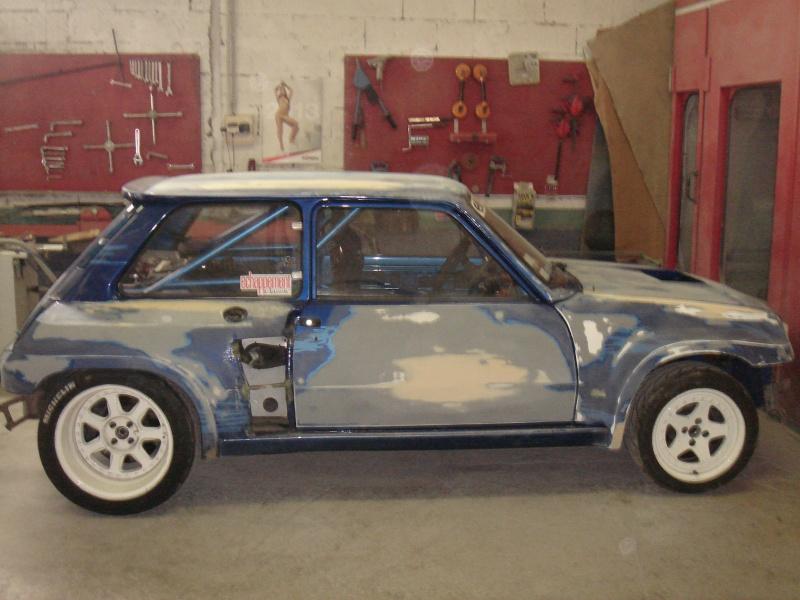 vente de ma r5 turbo pour une autre  2005-010