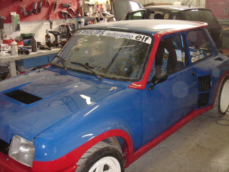 vente de ma r5 turbo pour une autre  2005-013