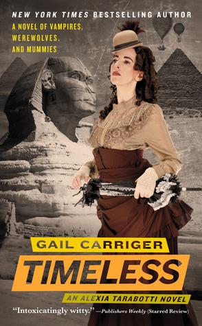 Le protectorat de l'ombrelle - Tome 5 : Sans âge de Gail Carriger 11324110