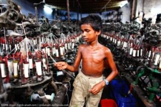 Moi, 5 ans, esclave de vos rêves. Enfant13