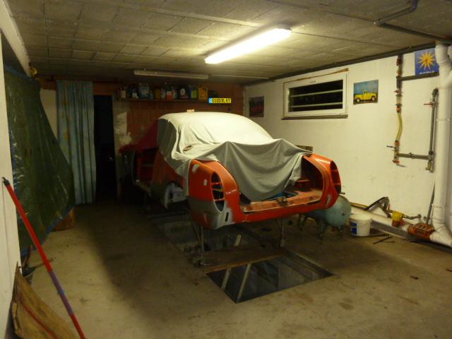 denis du bas rhin et sa Karmann Ghia de 73 sortie de grange - Page 7 P1080416