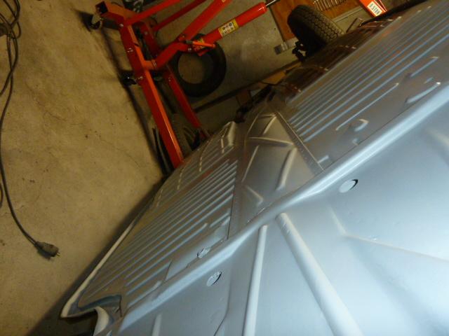 denis du bas rhin et sa Karmann Ghia de 73 sortie de grange - Page 7 P1080420