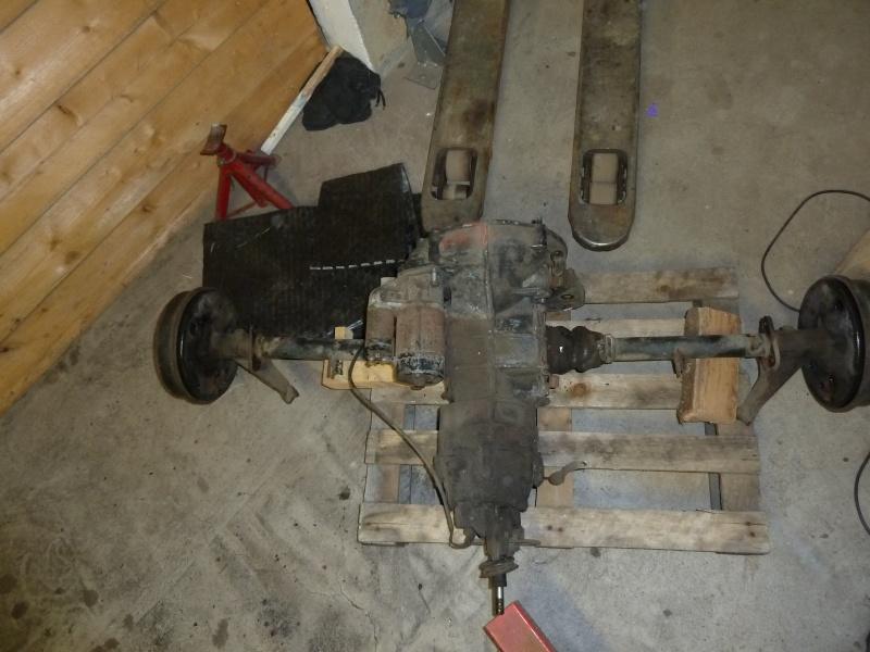 denis du bas rhin et sa Karmann Ghia de 73 sortie de grange - Page 7 P1080622
