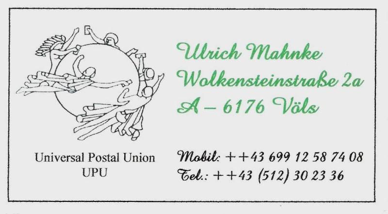 75 Jahre Weltpostverein - Seite 3 Mahnke10