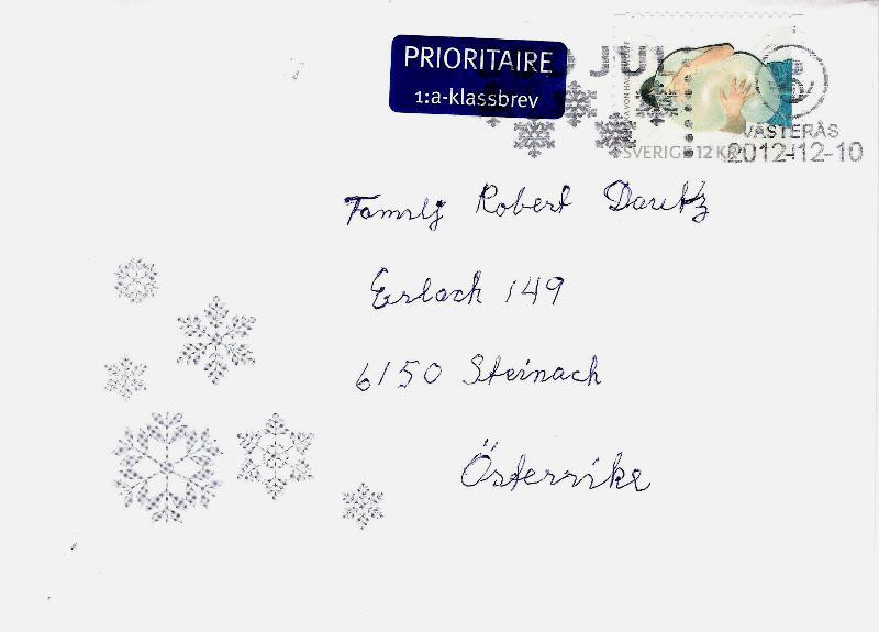 Weihnachtspost - Weihnachtskarten Weihna10