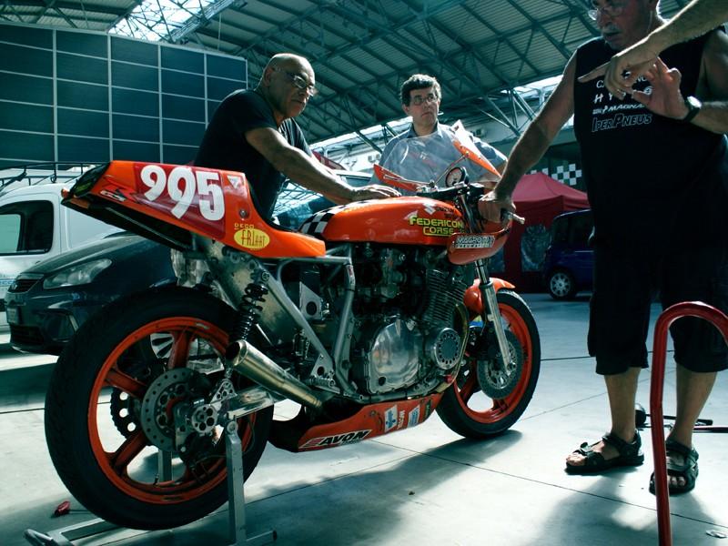 SUZUKI Superbike spirit Street21