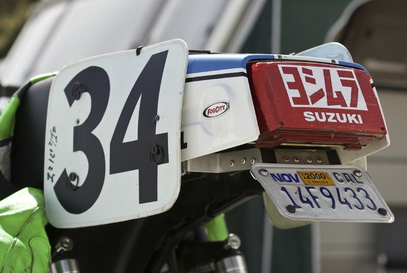 SUZUKI Superbike spirit Street23