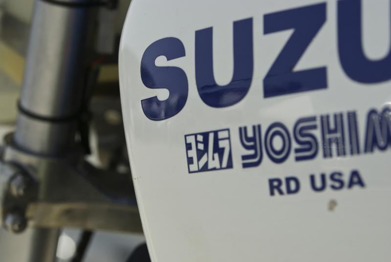 SUZUKI Superbike spirit Street25