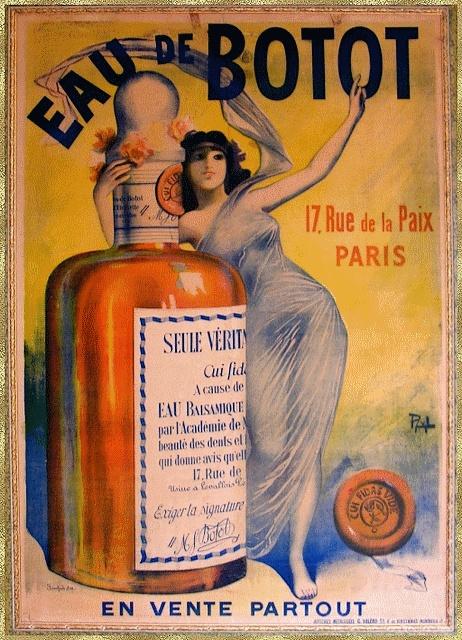 Les affiches du temps passé quand la pub s'appelait réclame .. Aff_ea10