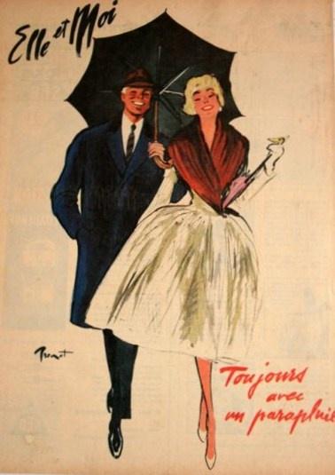Les affiches du temps passé quand la pub s'appelait réclame .. - Page 2 Aff_pa10