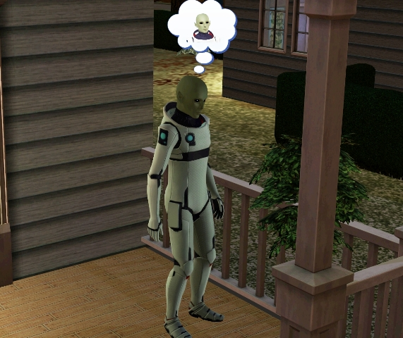 Les Extraterrestres Sims 3 Saisons  Screen26