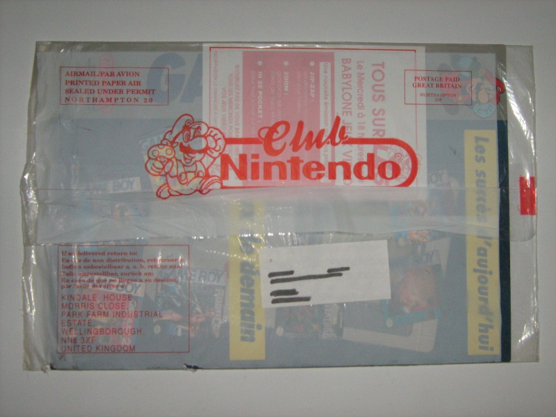 Ma collection mario : blister/console/jeux RARE et LIMITED (NEW 8/06) - Page 5 Img_1011