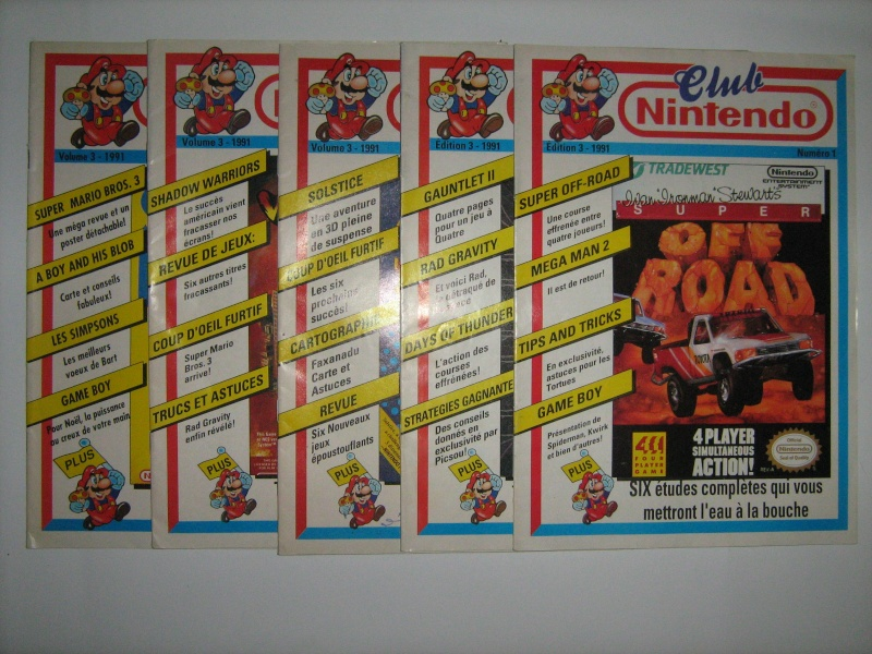 Ma collection mario : blister/console/jeux RARE et LIMITED (NEW 8/06) - Page 6 Img_1014