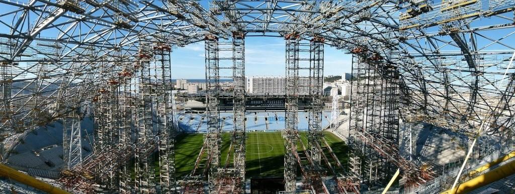 Stade Vélodrome (67,000 places fin estimée Juin 2014) - Page 2 Pano11