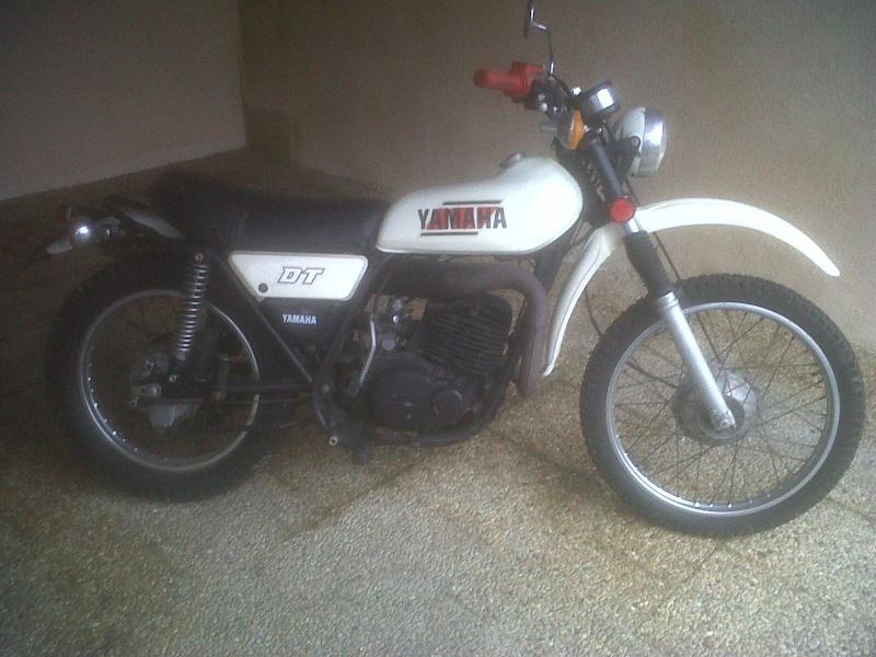 yamaha 400 dt 1975 Yamaha12