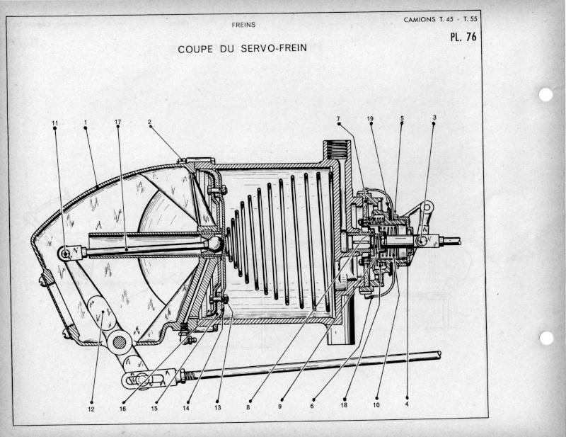 Tableau de Frein   CATALOGUE  STOP 1956 Frein_11
