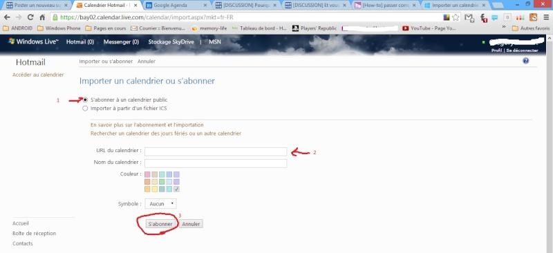 [TUTO] Synchroniser agendas Google sur WP8 et Windows 8 Hotmai12