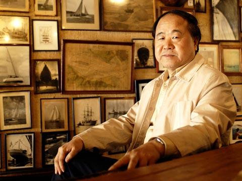 Dobitnici Nobelove nagrade za književnost Mo-yan11