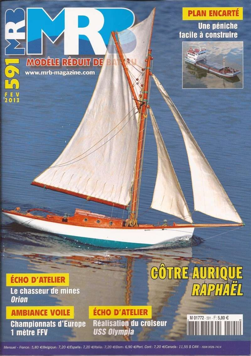 Revues : Bateau modèle - Modèle réduit de bateau (MRB) Mrb_na12