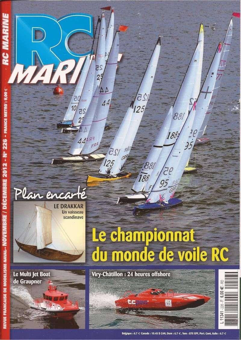 Revues : Bateau modèle - Modèle réduit de bateau (MRB) Rc_mar10