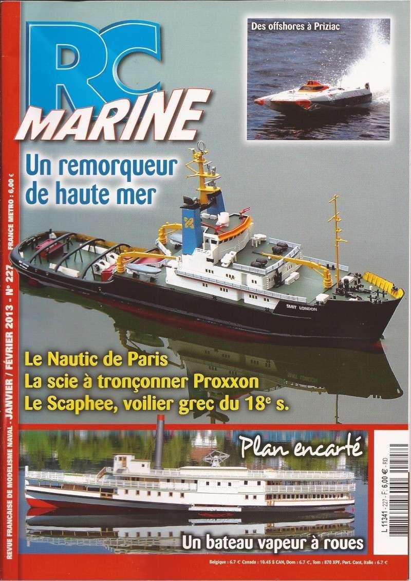 Revues : Bateau modèle - Modèle réduit de bateau (MRB) Rc_mar11