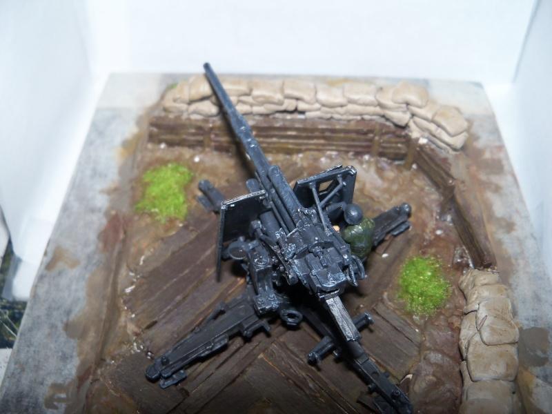 Position de tir flak 88mm (zevzda)  1/72 - Page 2 100_4535