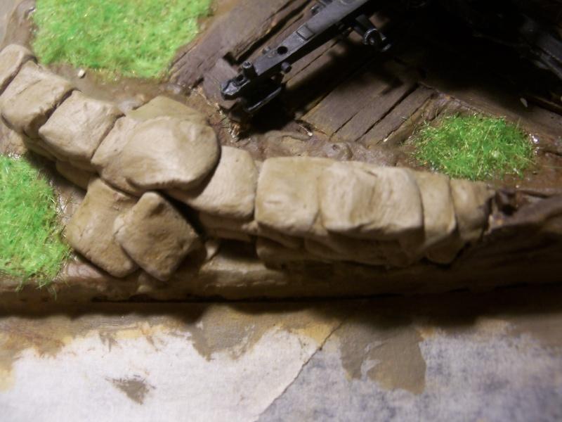 Position de tir flak 88mm (zevzda)  1/72 - Page 2 100_4611