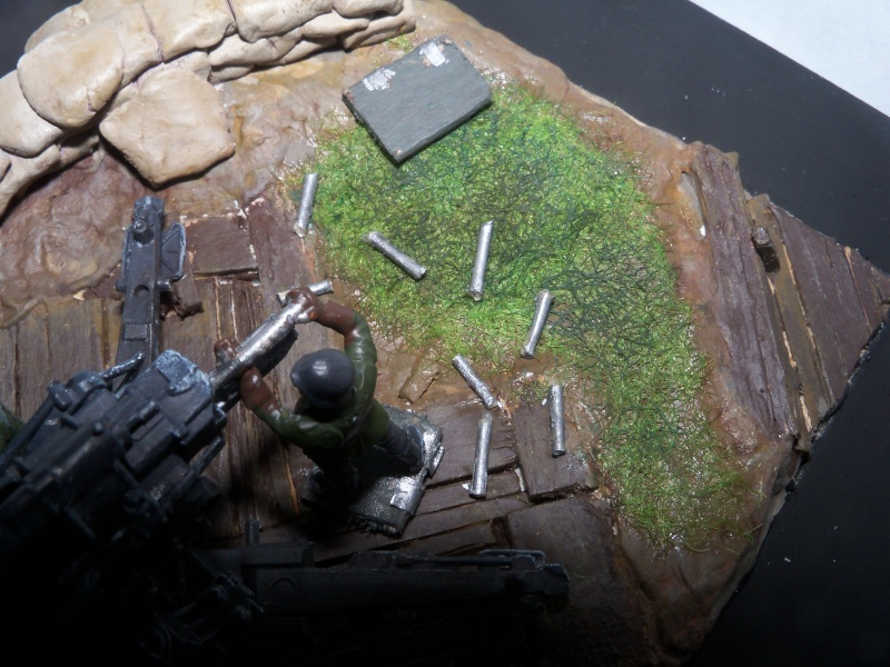 Position de tir flak 88mm (zevzda)  1/72 - Page 2 100_4617
